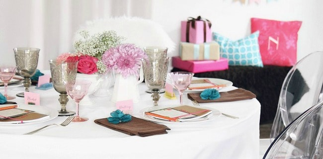Baby Shower Inspiration Shoot