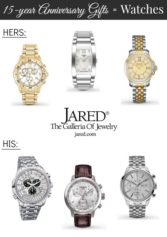 15 year anniversary gifts_watches