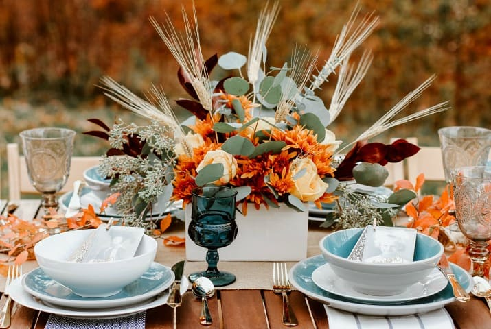 Heres An Easy Way To Update Your Thanksgiving Table