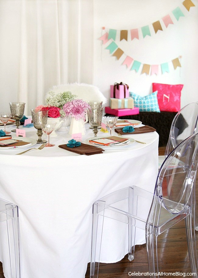 Get ideas from this baby shower inspiration shoot. Lots of decor and tips!