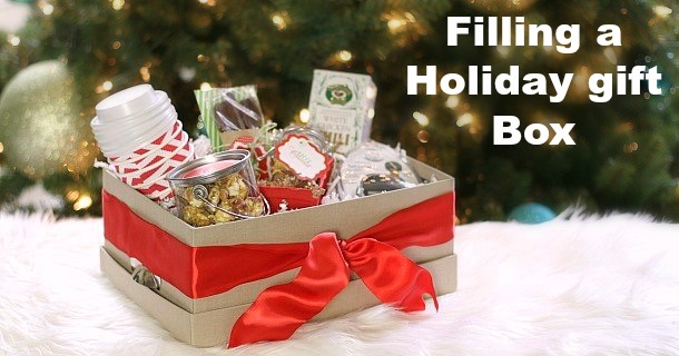 Gift Box Ideas: tips for filling!