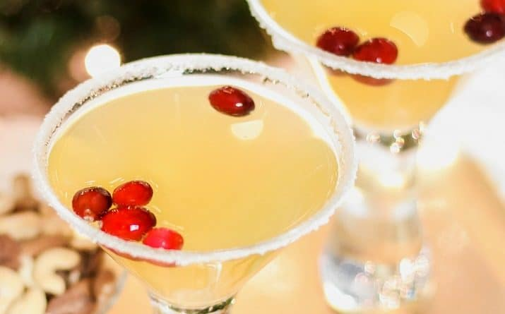 Make this Christmas Cocktail with Vodka Your Signature Party Drink