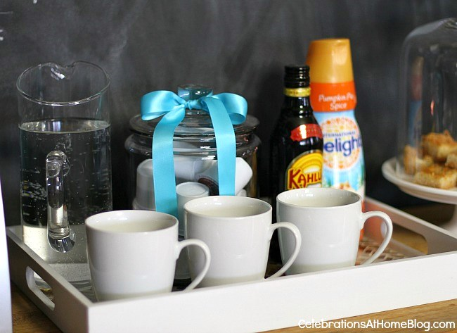 coffee cocktail bar
