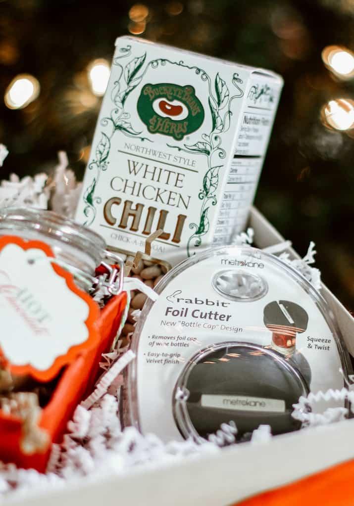 hostess gift box ideas