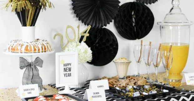 Host a New Years Eve Party