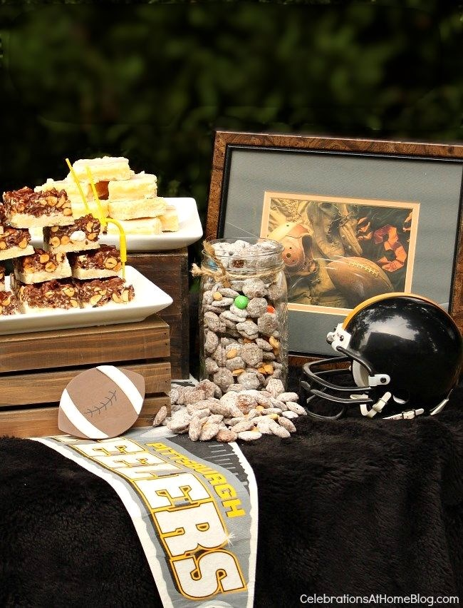 5 game day football party tips