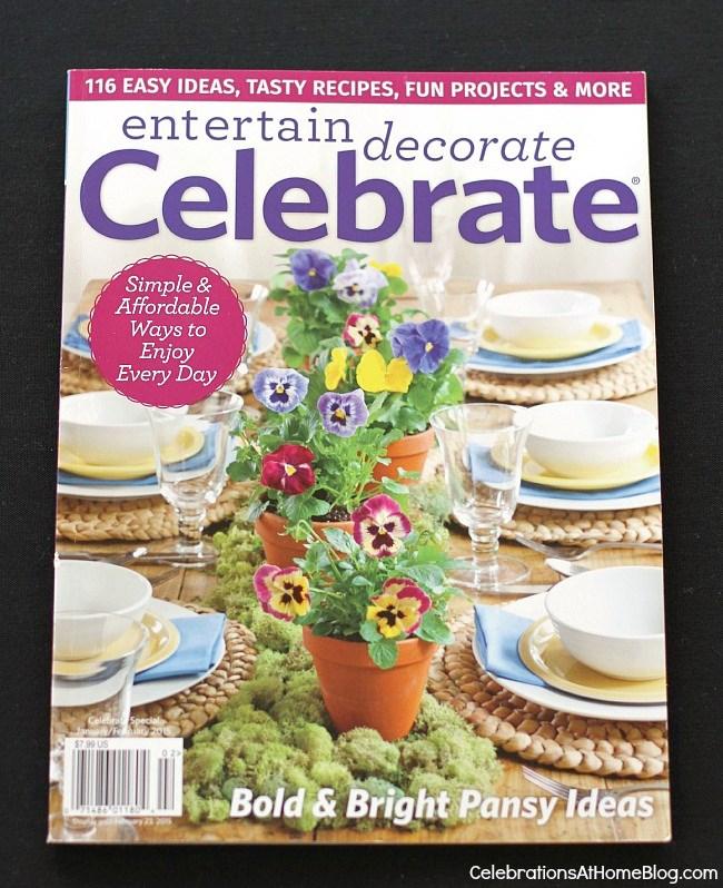 celebrate mag feature