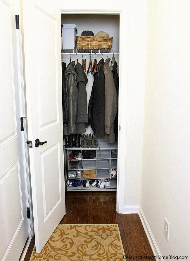 Tips for Organizing Your Coat Closet