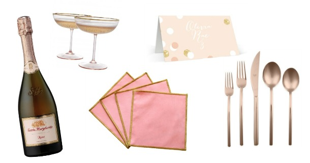 Rose-Colored Inspiration for Entertaining