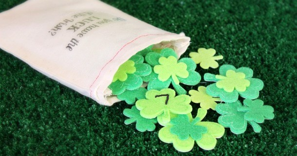 "St. Patrick's Day ""Lucky Number"" Game"