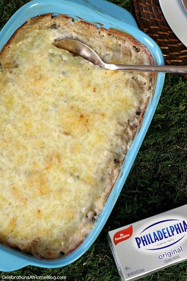 creamy hashbrown potatoes