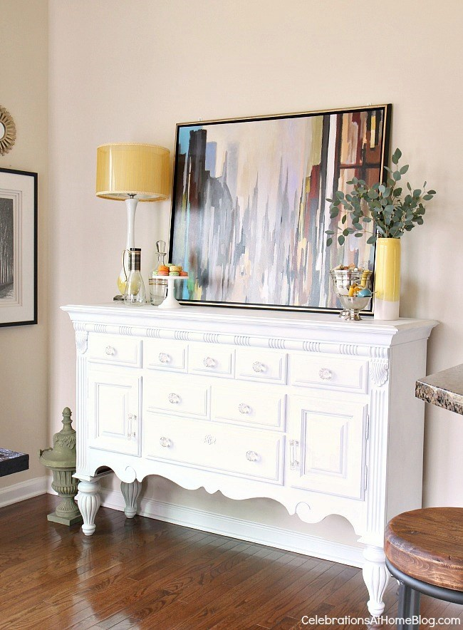 Dining Table Room Buffet