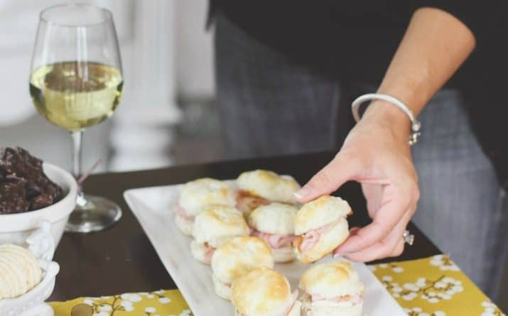 easy party appetizers for girls night in, lots of recipes