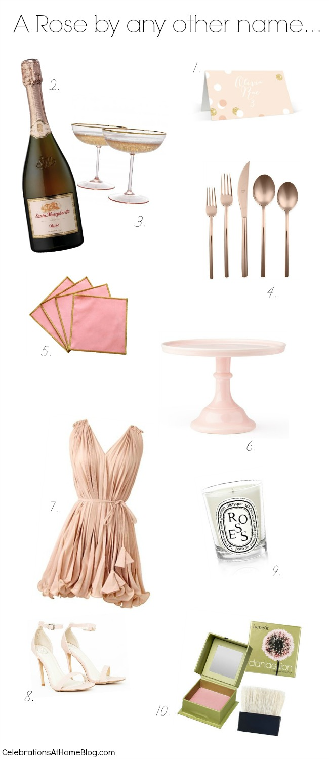 rose pink style inspiration