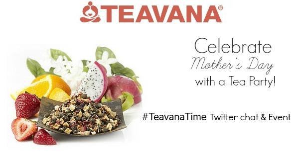 """""""Entertaining with Tea"""" Event with Teavana"""