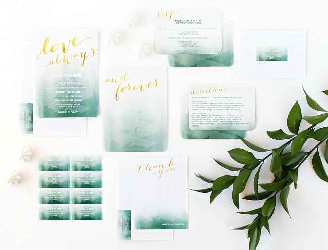beautiful wedding invitations from shutterfly  celebrations at home, invitation samples