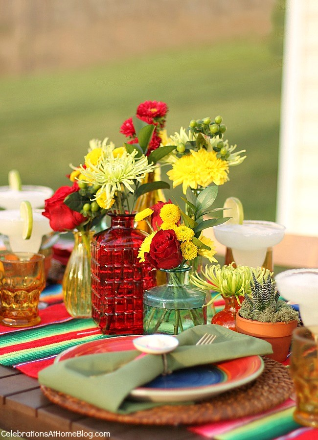 ... Youu0027ll love these entertaining and party ideas for Cinco de Mayo. & Mexican Fiesta Party Ideas for Cinco de Mayo - Celebrations at Home
