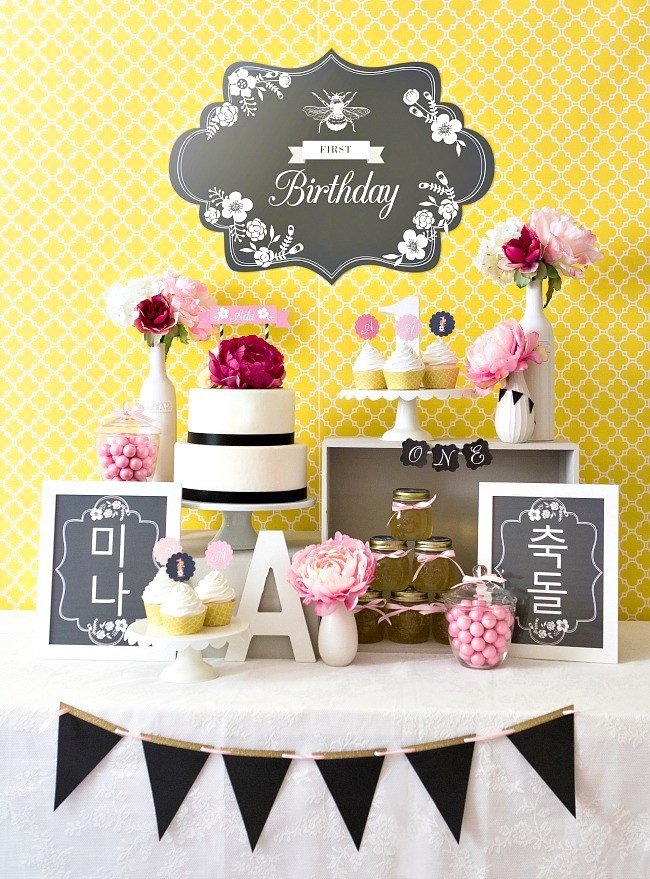 1st Birthday Party Or Dol Celebration guest Feature