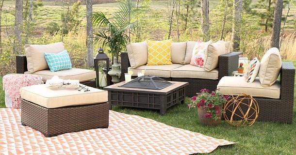 Outdoor Living & Entertaining Design