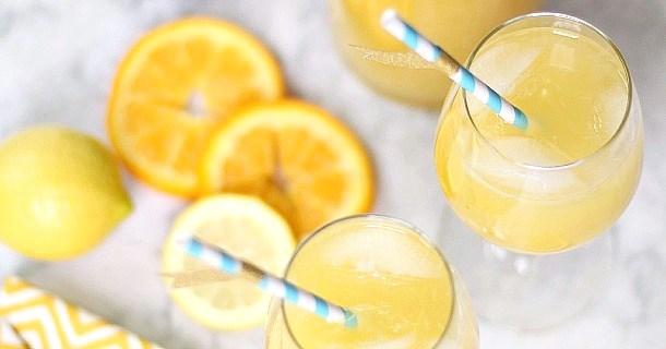Sunshine Punch Recipe
