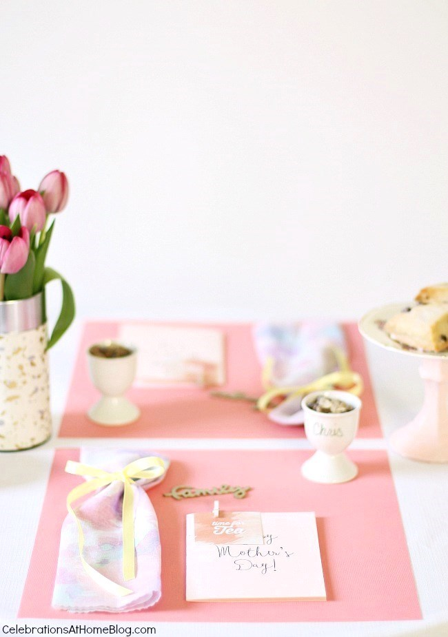 20 tips & ideas for entertaining with tea for mothers day