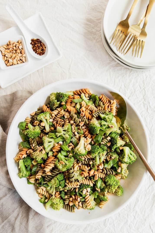 pasta rotini and broccoli recipe