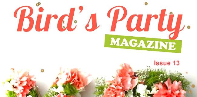 Birds Party Magazine : Summer Edition