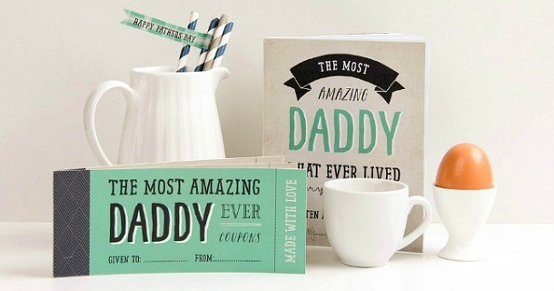 Fathers Day Ideas & Free Printables