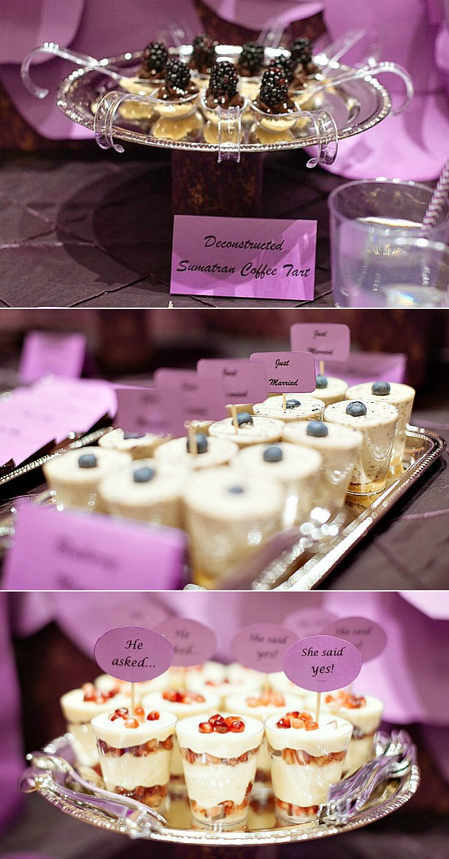 Purple Dessert Table Guest Feature Celebrations At Home
