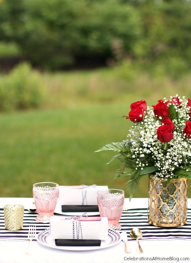 Host a summer soiree with these tips and inspiration. The idea is to keep it simple but elegant.