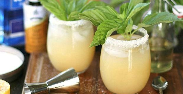White Grapefruit Margarita