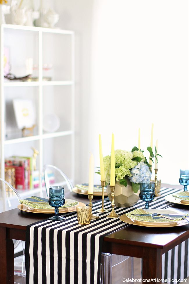 Entertaining at Home - how to host a dinner party in 30 minutes.