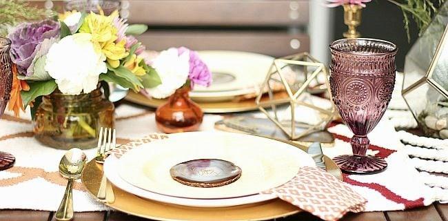 Fall Tabletop Design