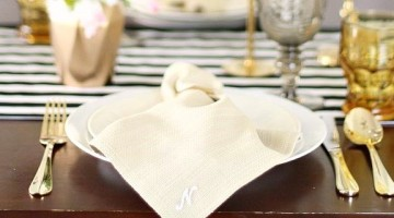 0 personalize your table setting