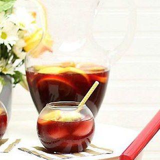 Delicious Spiced Sangria recipe