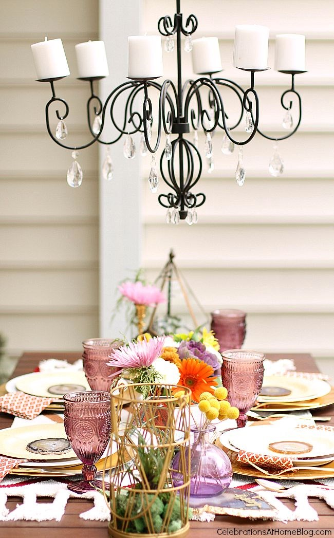 Fall Tabletop Design Celebrations At Home