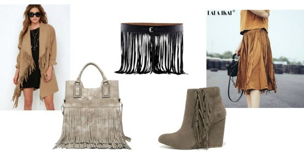 Fringe Fashion for Fall