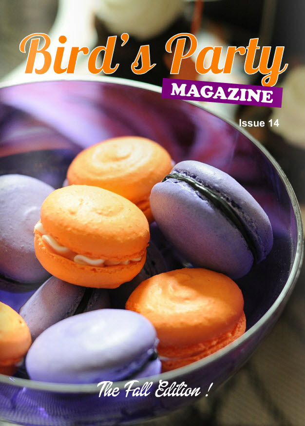 View Bird's Party magazine Fall edition online here.