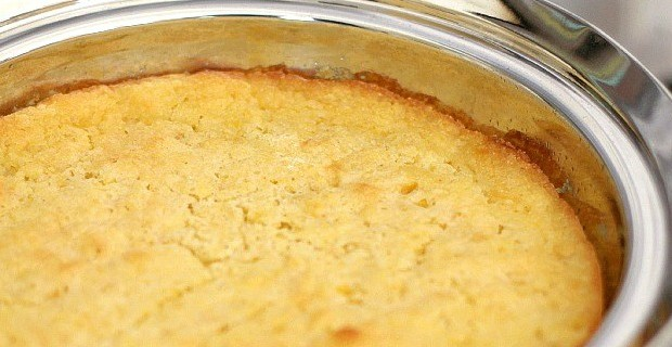Corny  Spoon Bread {a Southern Favorite}