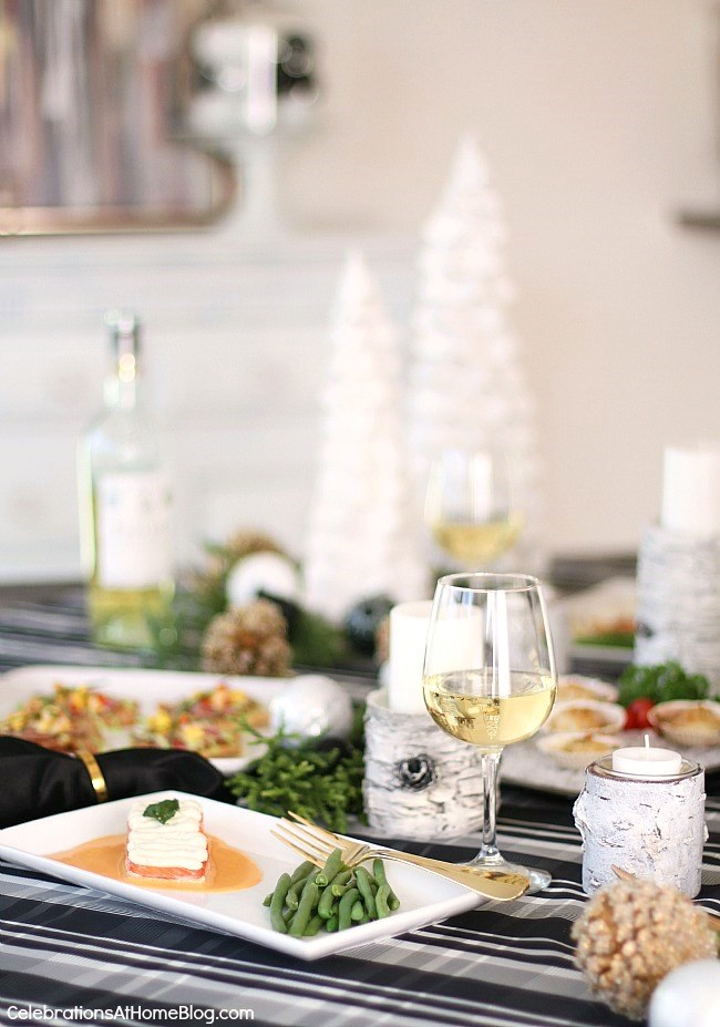 How to create a gourmet holiday meal without spending a fortune or ton of time.