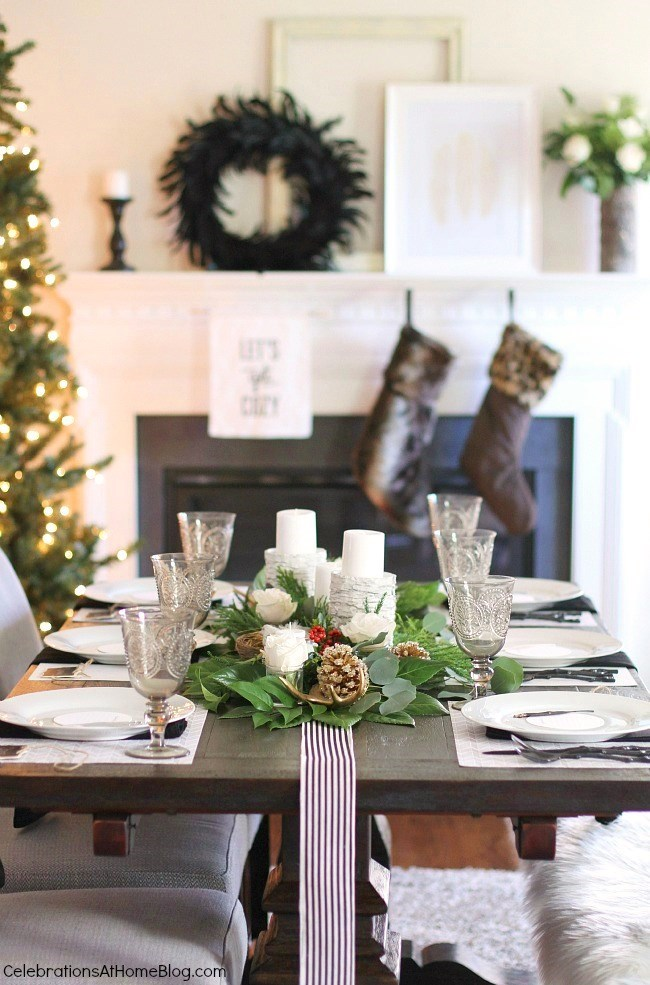 Christmas dinner party plan celebrations at home for Dinner party recipes for 12