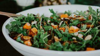 Butternut Squash Baby Kale Salad Recipe