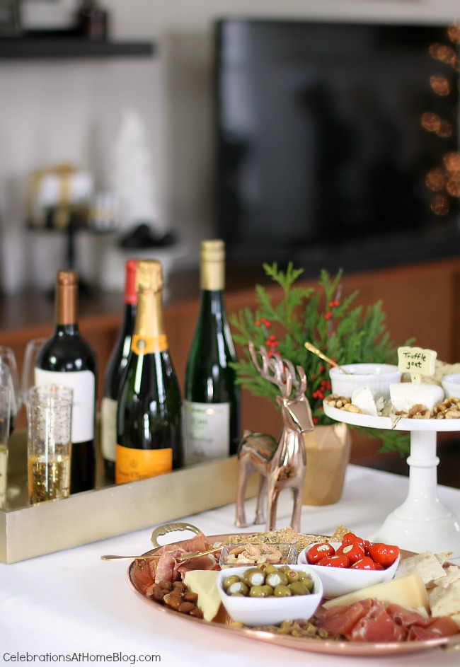 Holiday Cocktail Party Menu Ideas Part - 20: How To Host An Easy Cocktail Party.