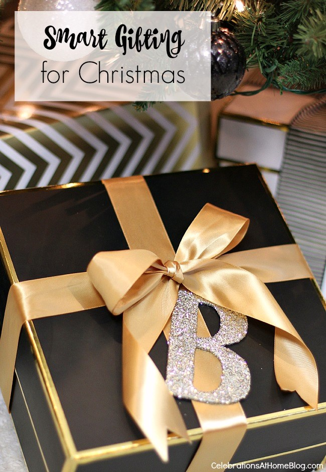 Smart gifting for Christmas - tips and ideas