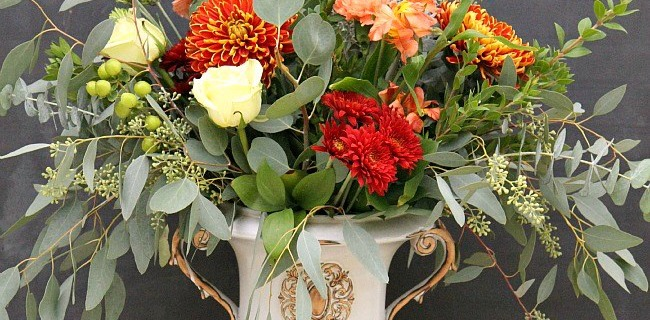Secrets to Flower Arranging on a Budget