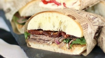 0 game day party  roast-beef-party-sandwiches