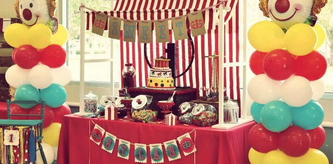 Vintage Circus Party (guest feature)