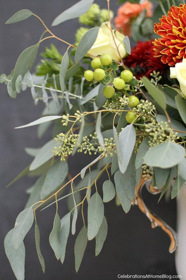 secrets to flower arranging