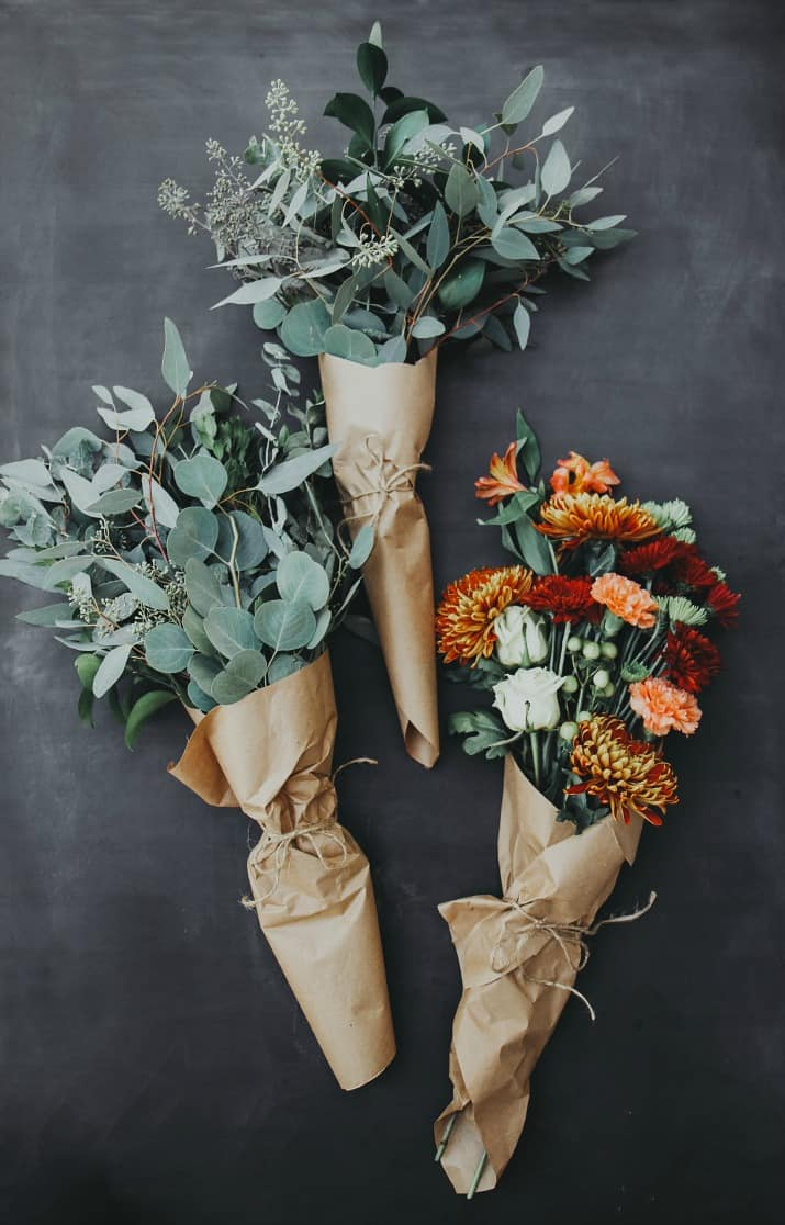 flower arrangement basics