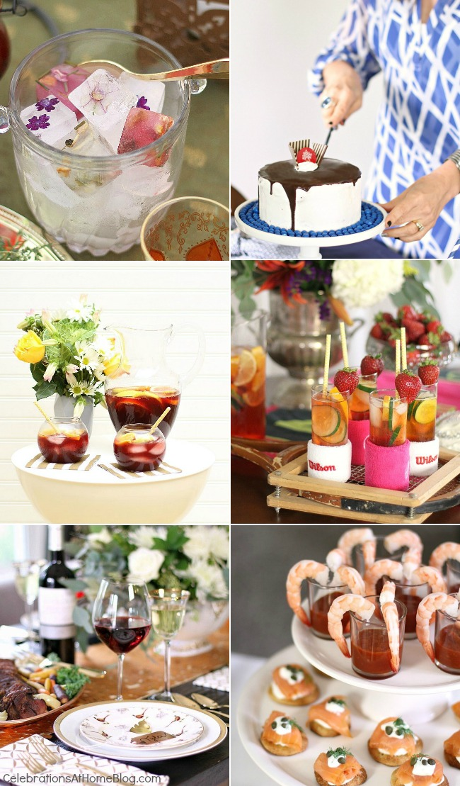 Celebrations At Home Lifestyle Entertaining Ideas An